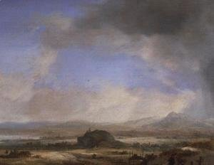 Philips Wouwerman - Landscape
