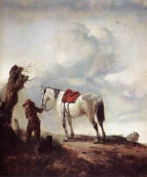 Philips Wouwerman - The Grey